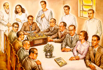 Sessões espíritas em São Paulo