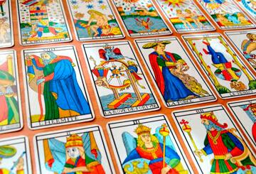 Tarot de Marselha em Florianópolis